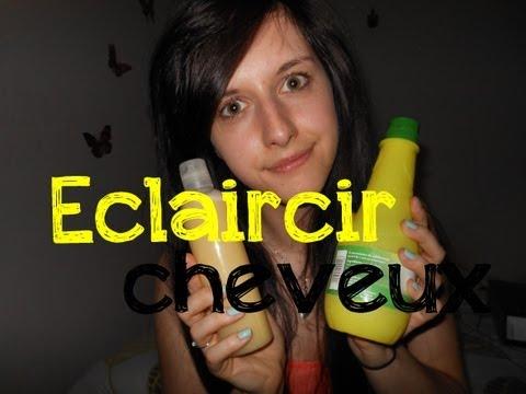 ✿⊱╮Éclaircir ses cheveux naturellement, recette : miel, citron, camomille,..