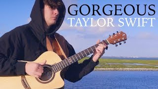 Baixar Taylor Swift - Gorgeous - Fingerstyle Guitar Cover