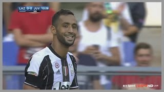 Medhi Benatia vs Lazio (Away) 27/08/2016 | Man of the Match | Official Debut for Juventus | HD