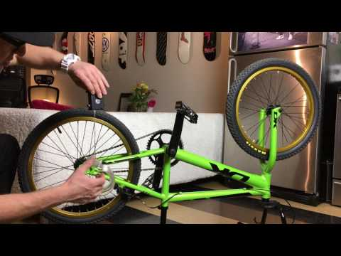 How to Install LED bike lighting - LED bike wheel lights -  WheelBrightz