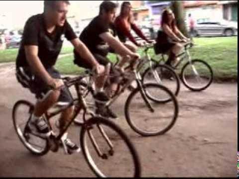Banda Yosh! Video Clipe JITENSHA Ore Ska Band Cover