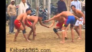 Sarhi (Hoshiarpur) Kabaddi Tournament 8 Jan 2014 Part 3 By Kabaddi365.com