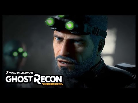 EN MISSION AVEC SAM FISHER ! (Ghost Recon Wildlands)