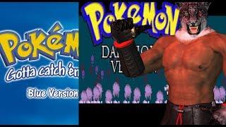 Armor King plays Pokémon Blue and Pokémon Dark Violet
