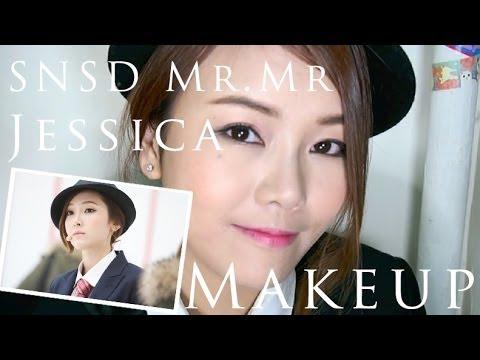 阿花仿仿妝 ✿ SNSD Mr.Mr. Jessica Makeup