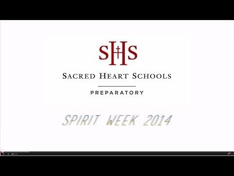 Spirit Week 2014 @ Sacred Heart Schools, Atherton