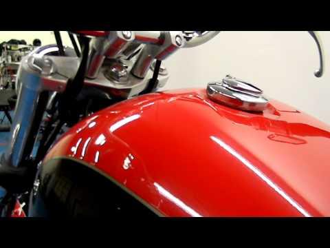 2000 Honda VT1100 Shadow Spirit Red - used motorcycle for sale - Eden Prairie, MN