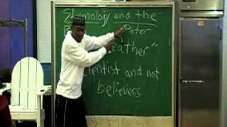 Abdullah Bey - Etymology and the bible part 1.mov
