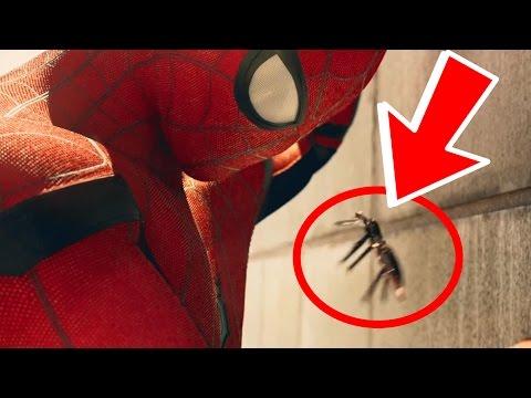 SPIDER-MAN HOMECOMING TRAILER 2 : Análise, Easter Eggs e Referências que Você Talvez Não Viu!