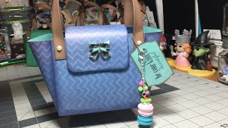 Project Share: Paper Purses Using 1 Sheet of 12 x 12 Cardstock