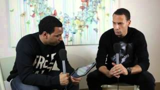 Watch as Rio Ferdinand calls for football to lead the way  M