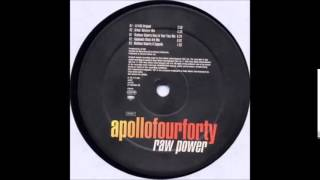 Watch Apollo 440 Raw Power video