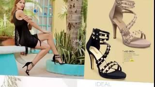 Catalogo zapatos Fareli Primavera verano 2018