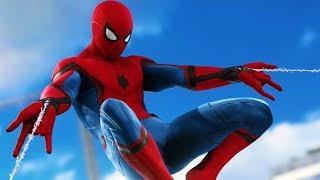Spider Man - cảnh chiến đấu của Người nhện