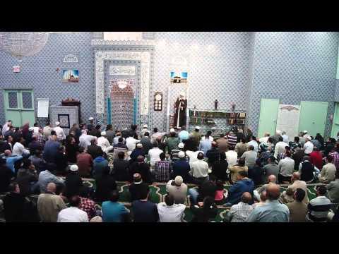 Sayeda Khadija Centre Jumu'ah - 1st Khutba - September 12, 2014