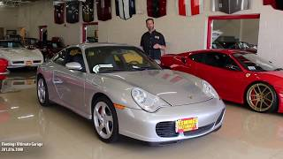 04' Porsche 911 C4S for sale with test drive, driving sounds, and walk through video