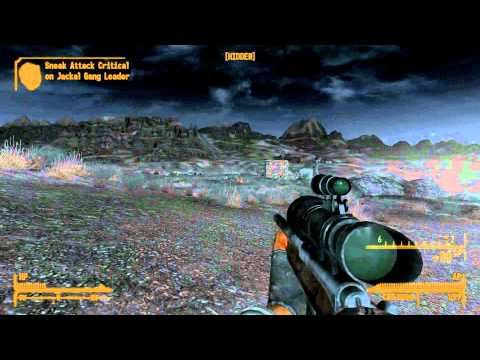Fallout: New Vegas - Night Vision Scope for Varmint Rifle - Level 6