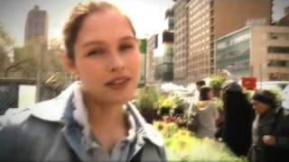 Organic Living with Lonneke Engel on Modelinia