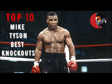 Top 10 Mike Tyson Best Knockouts