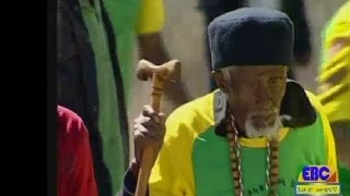 The 95 years old man who have participated on the grate Ethiopian run and other memories