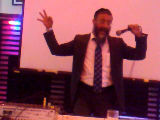 הרב מיכאל לסרי אולמי שרון 12-11-11