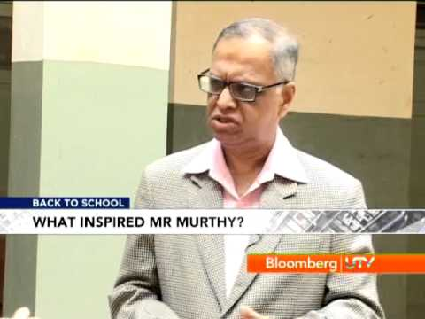 Back To School: Narayana Murthy - Part 1