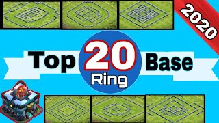 Th13 Top 20 Ring Base With Link 2020 | Th13 Ring Base 2020 | Th13 Legend League Ring Base 2020 +Link