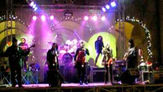 video-discoring capodanno 2008 superstar in piazza Rieti 2