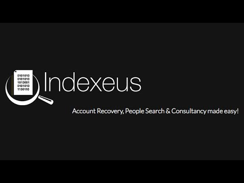 Indexeus - Hacked Data Search Engine