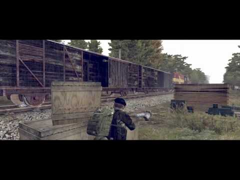 ARMA 2 - Ghost Recon Trailer [Mission pack][HD 60 fps]