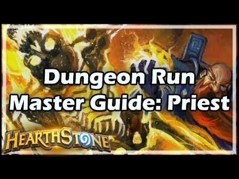 [Hearthstone] Dungeon Run Master Guide: Priest