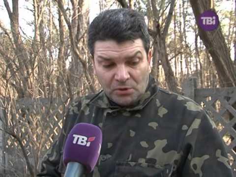 Батько загиблого Устима Голоднюка: я не встиг буквально на кілька хвилин