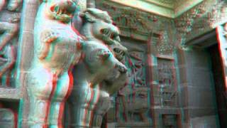 India slideshow 3D (anaglyph) by Sergey Loza