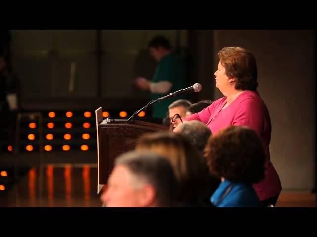 Jan. 14, 2014 - NYS Assembly Member Cathy Nolan