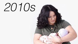 100 Years of Breastfeeding | Glamour