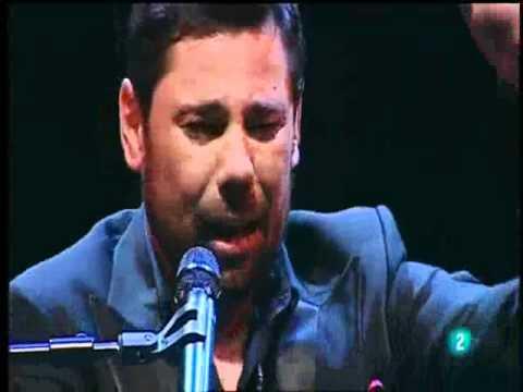 Miguel Poveda Por Alegrias- 2011 solidaridad con Lorca en la unión