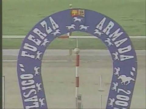 Clasico FUERZA ARMADA 2007