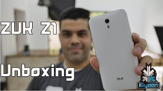 Lenovo Zuk Z1 Unboxing and Hands on First Look - iGyaan