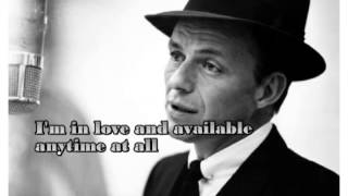 Watch Frank Sinatra Available video