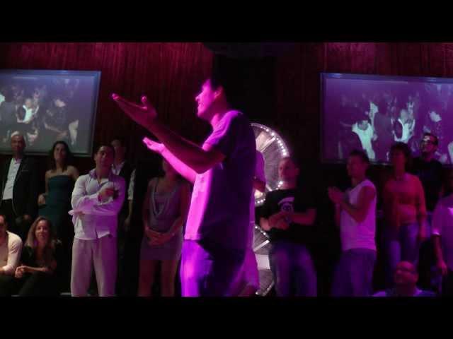 3rd Summer Bachata Festival 2011: Can I dance samba?