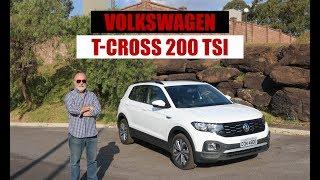 Volkswagen T-Cross 200 TSI - Teste do Emilio Camanzi