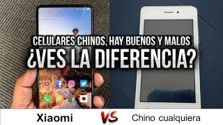 ¿Los móviles CHINOS son de MALA CALIDAD? 🤔TODA LA VERDAD ¿Vale la pena comprarse un celular chino?
