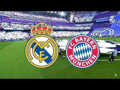 Real Madrid vs Bayern Munich   2 - 2 thumbnail