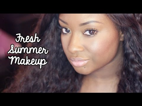 Makeup Tutorial | Simple & Fresh Summer Look (2014)!