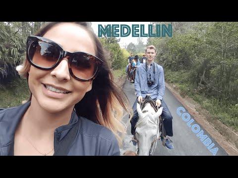 Medellín Colombia 2016: Journey to South America for Spring Break