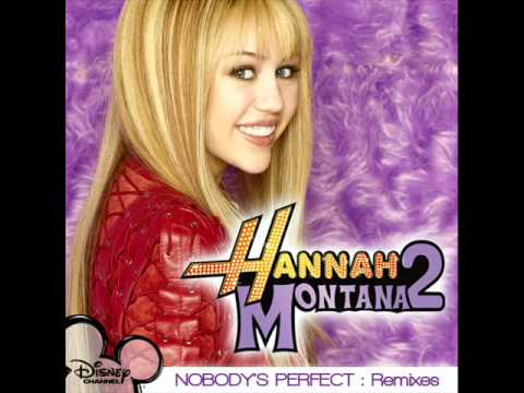 hannah montana nobody 39 s perfect hq youtube. Black Bedroom Furniture Sets. Home Design Ideas