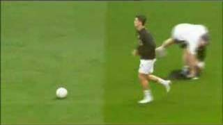 C.Ronaldo Freestyle Football