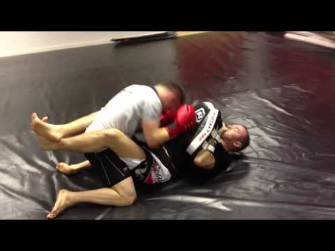 MMA Drills: ground and pound Image 1