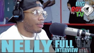 Nelly Talks About The St. Louis Rams, Shantel Jackson, And More! (Full Interview) | BigBoyTV