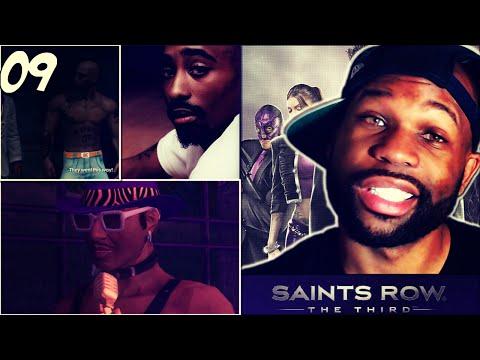 Saints Row 3 the Third Walkthrough Part 9 - Return to Steelport